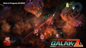 Galak-Z: The Dimensional Review – Coming In Kinda Warm