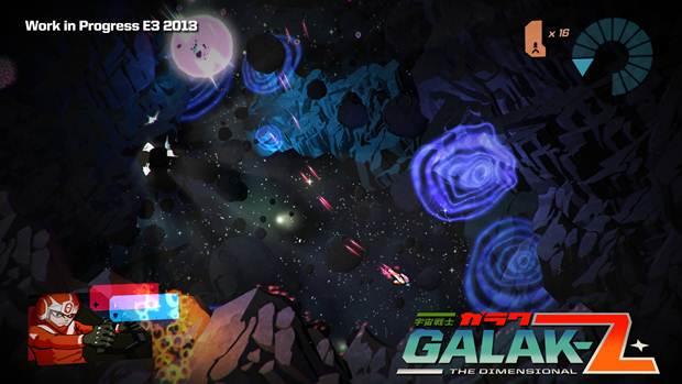 Galak-Z The Dimensional