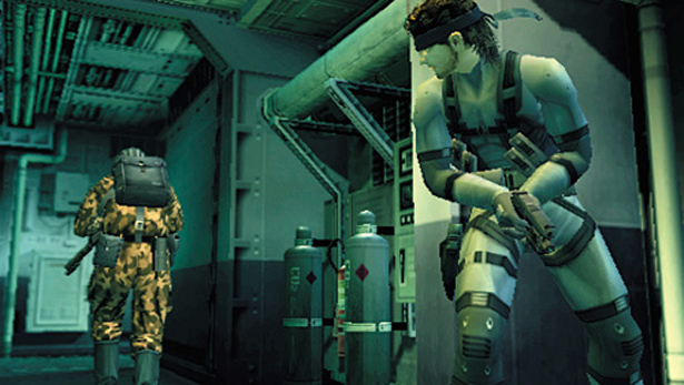 Metal Gear Solid 2; Sons of Liberty