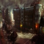 inFamous: Second Son Concept Art Shows Plenty of New Areas To Visit