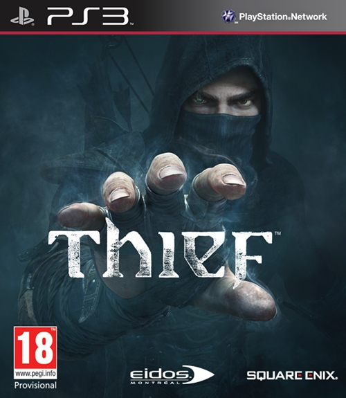 Thief (2013 video game) Box Art