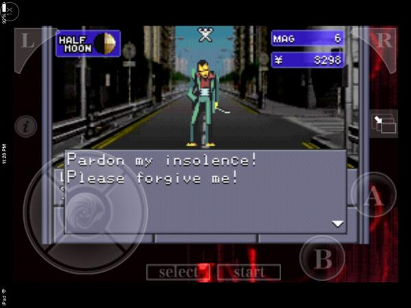 Shin Megami Tensei for iOS
