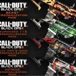 Call of Duty Ghosts personalization packs