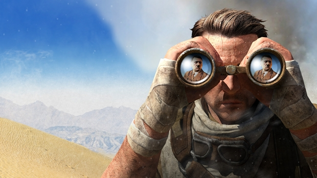 Hunt the Grey Wolf DLC sniper elite 3