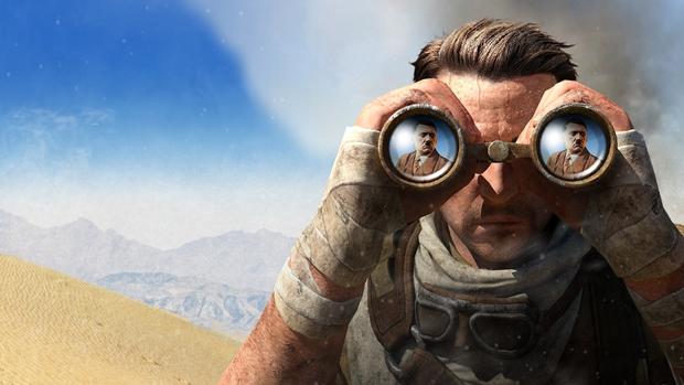Hunt the Grey Wolf DLC sniper elite 3
