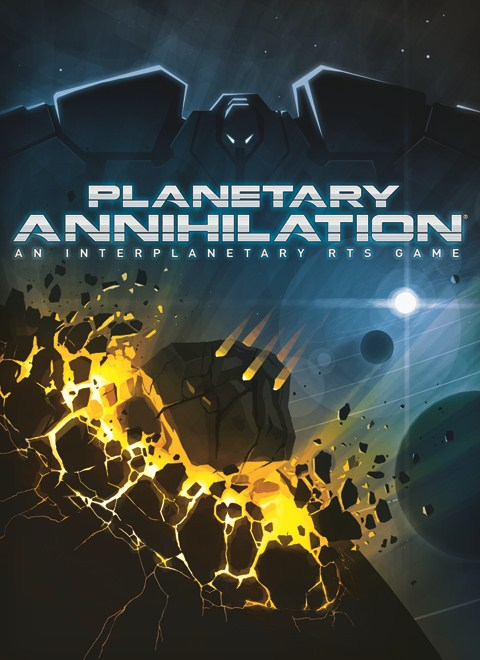 Planetary Annihilation Box Art