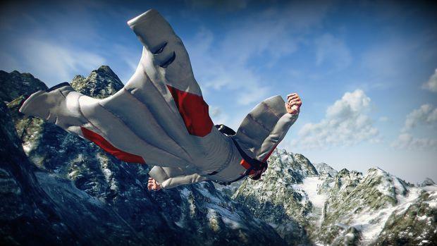 Skydrive: Proximity Flight