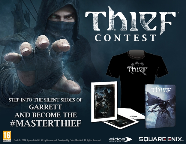 thief contest
