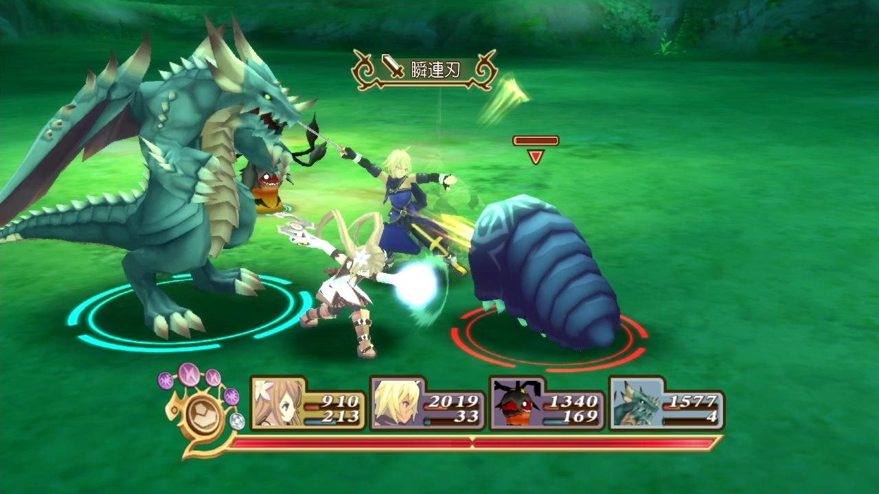 New Pokemon Games For Ps3 : Tales of symphonia chronicles review « video game news