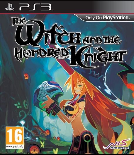 The Witch and the Hundred Box Art