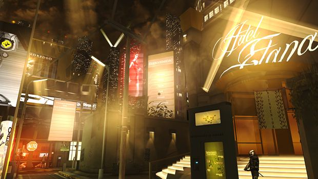 Deus Ex: The Fall PC