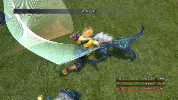 FFX/X-2 HD Remaster