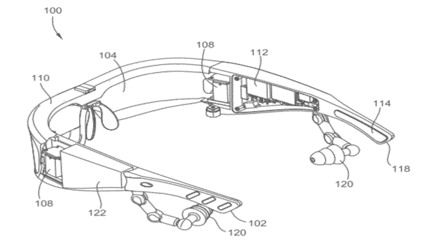 microsoft glasses-patent