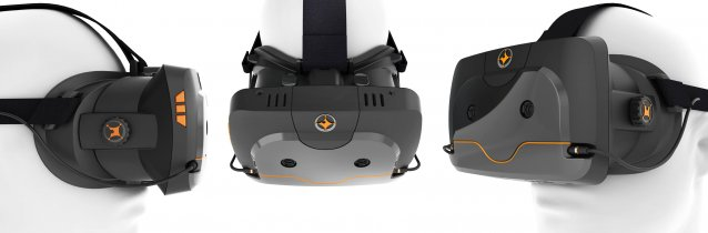 VR Project True Player Gear