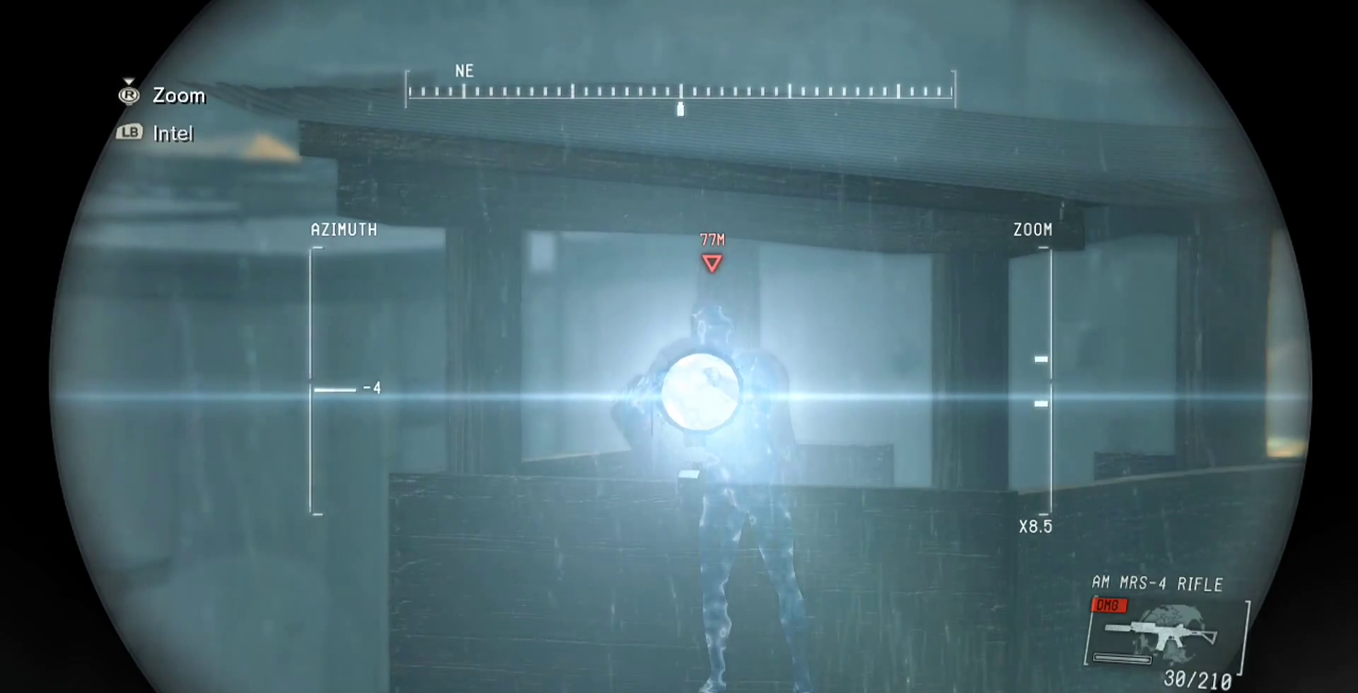 xbox one metal gear solid 5 ground zeroes