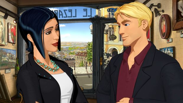 Broken Sword 5 – The Serpent's Curse: Episode Two