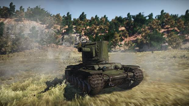 War Thunder Ground Forces Image 2