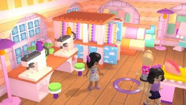 Lego Friends Video Game News Reviews Walkthroughs And Guides