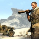 UK Game Charts: Sniper Elite 3 on Top, GRID Autosport Debuts