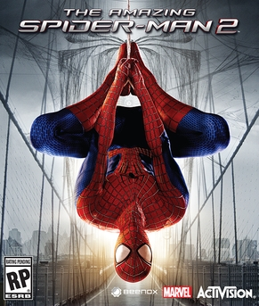 The Amazing Spider-Man 2. Box Art