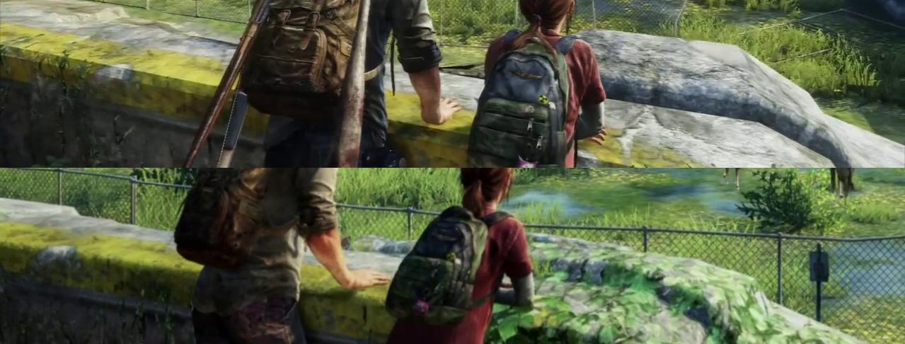 The Last of Us_PS3 vs PS4