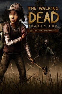 Telltale's The Walking Dead: Season Two Box Art