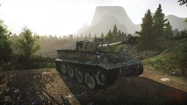 War Thunder Ground Forces Image 1