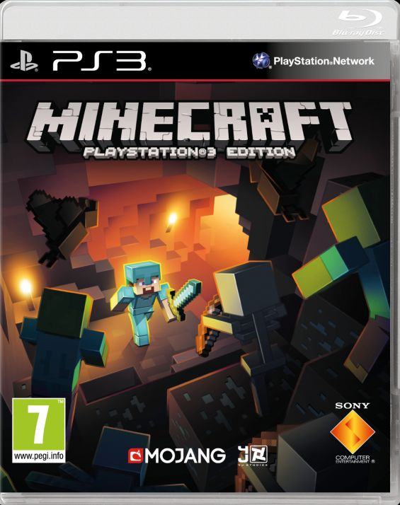 Minecraft: PS3 Edition