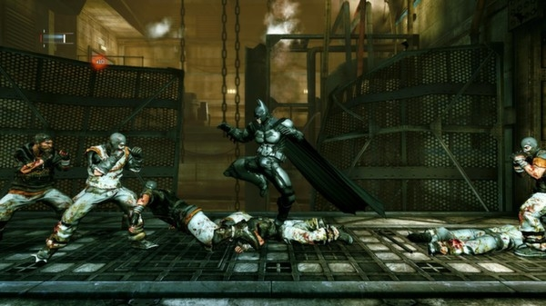 Batman Arkham Origins: Blackgate Deluxe Edition