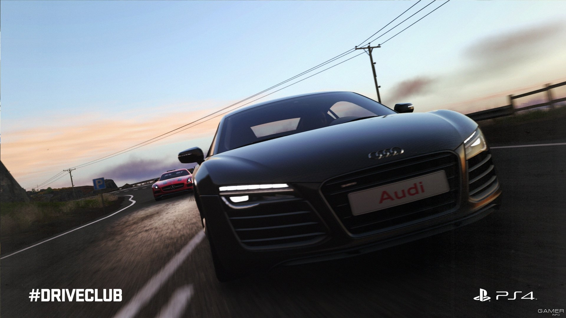 Audi R8 Coupe DriveClub