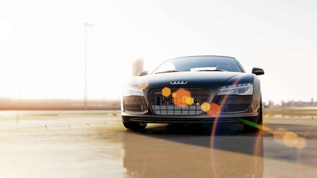 Audi R8 Coupe Project Cars