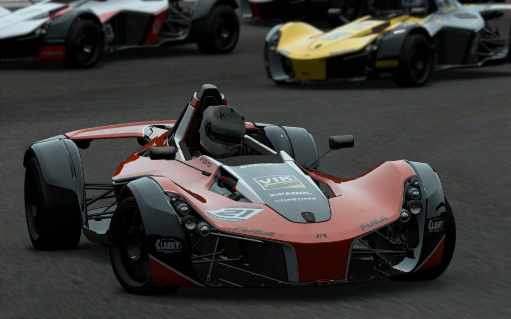 BAC Mono Cosworth PC