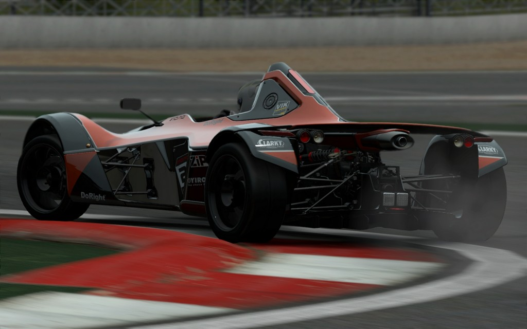 BAC Mono Cosworth PC BACK