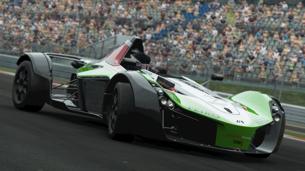 BAC Mono Cosworth PS4