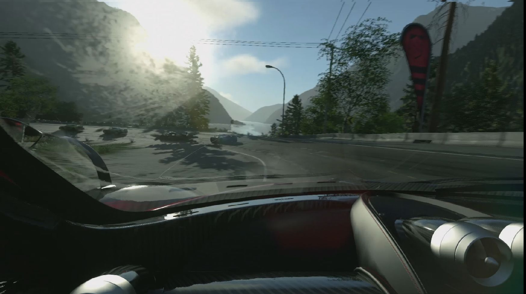 DriveClub visuals