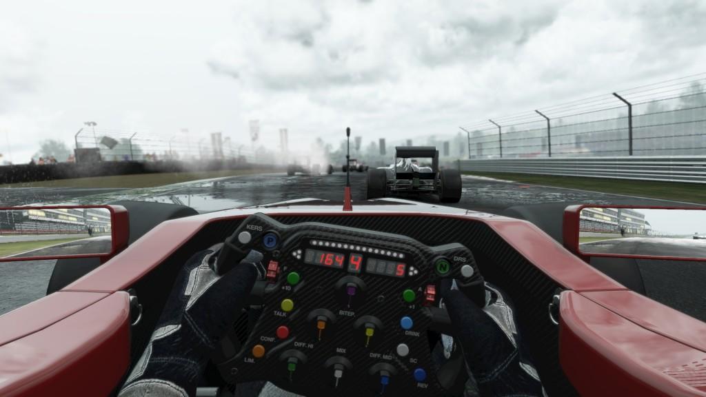 F1 PS4