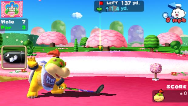Mario Golf WT 2