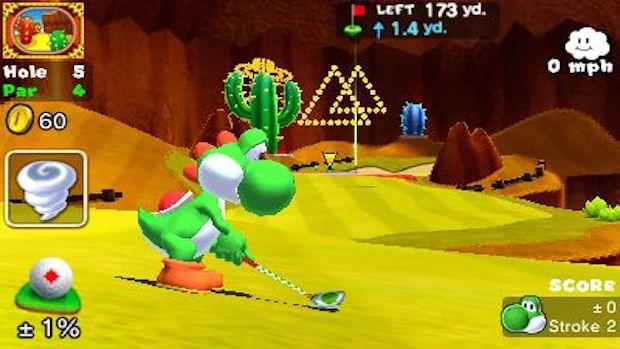 Mario Golf WT 3
