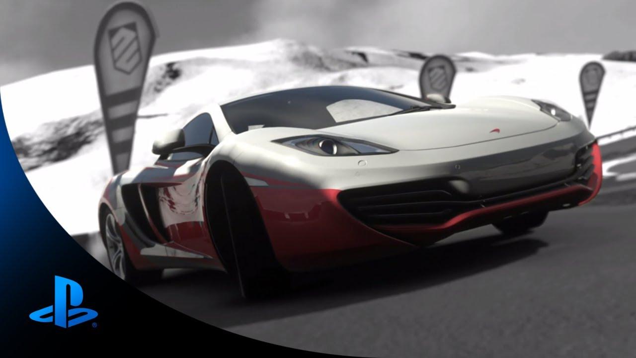 McLaren 12C DriveClub