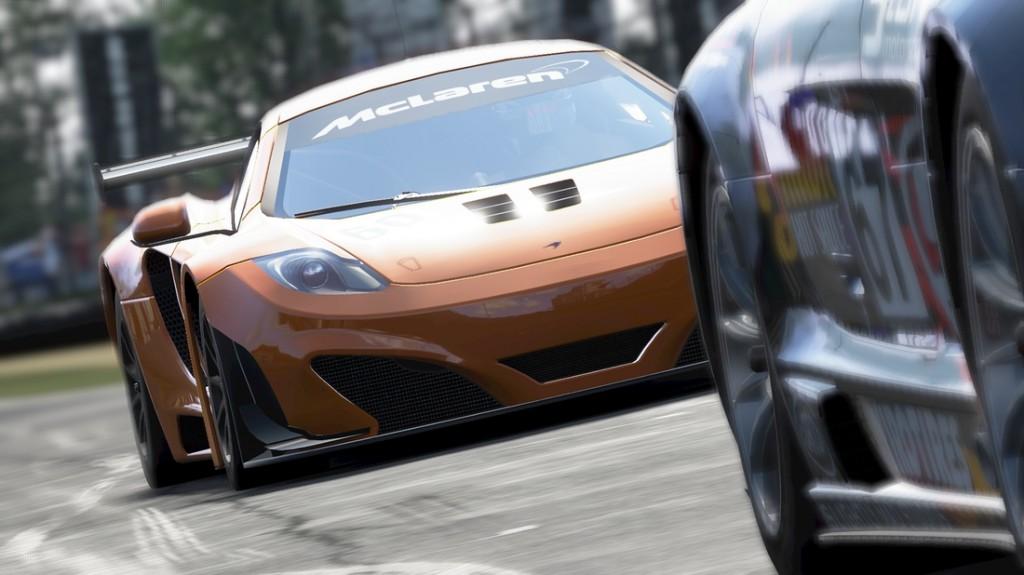 McLaren 12C Project Cars