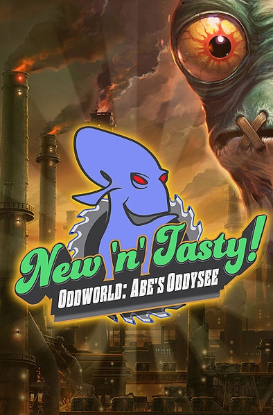 Oddworld: New 'n' Tasty! – News, Reviews, Videos, and More