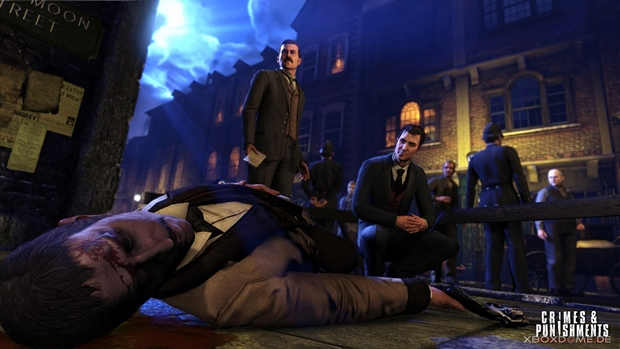 Sherlock Holmes Crimes & Punishments PC