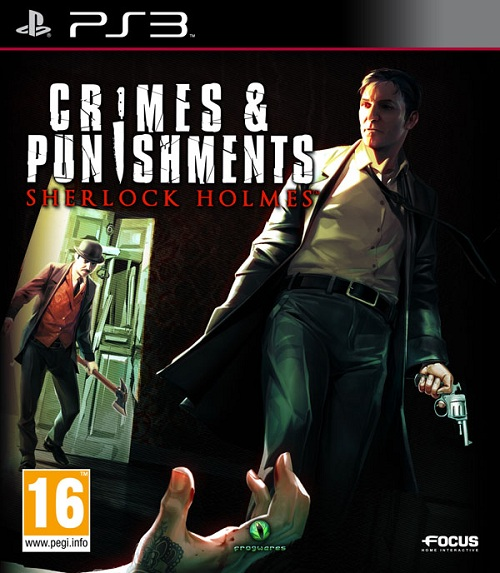 Sherlock Holmes: Crimes & Punishments – News, Reviews, Videos, and More