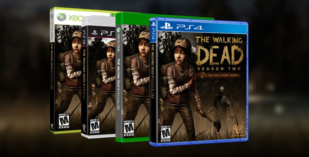 the walking dead ps4 xbox one
