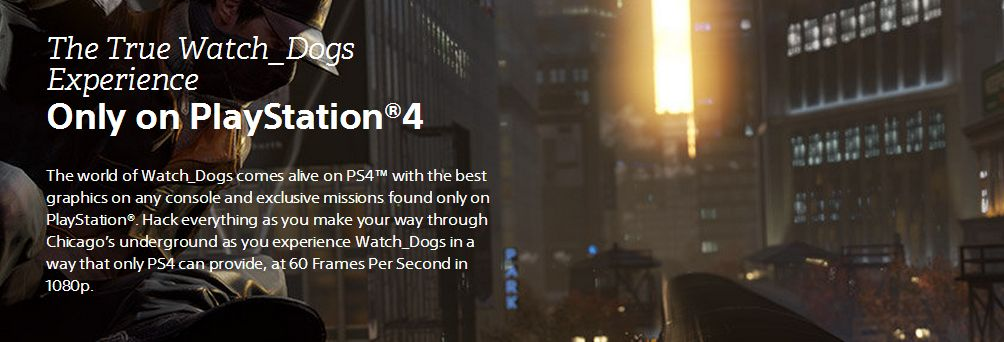 Watch_Dogs_PS4 listing