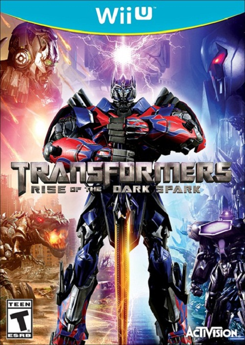 Transformers: Rise of the Dark Spark – News, Reviews, Videos, and More