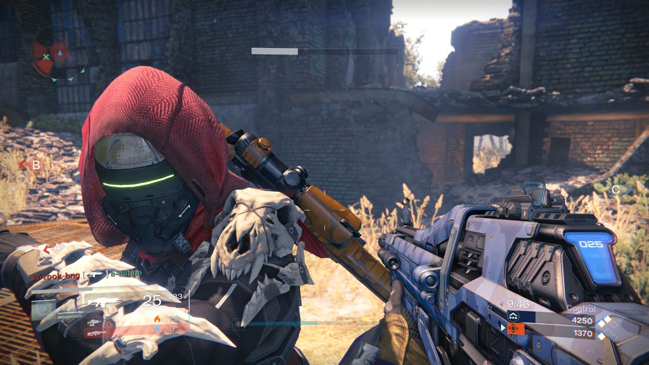 Bungie Explains Why Destiny Is Not 60fps On The PS4 And Xbox One
