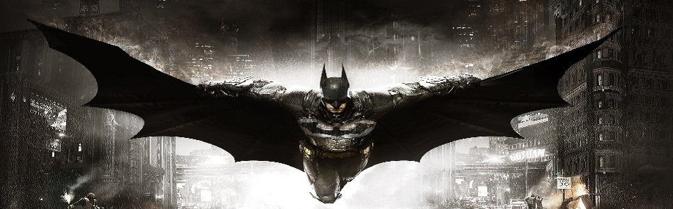 Batman Arkham Knight Cover Image