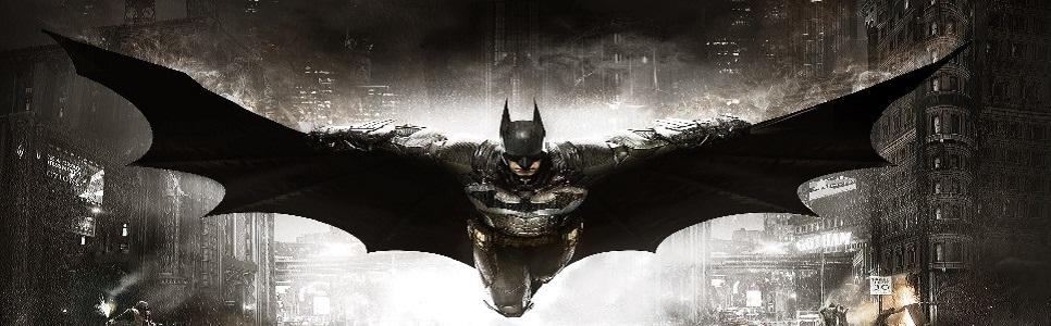 Batman Arkham Knight Cover Image