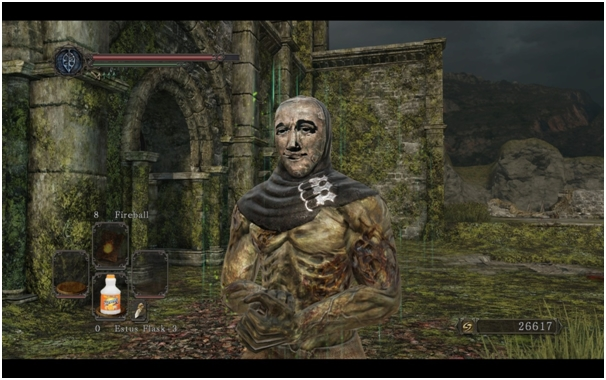 Bill Murray mask dark souls 2 pc mod